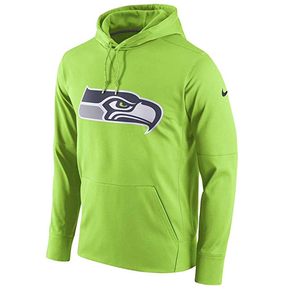 NFL シーホークス パーカー/フーディー パフォーマンス エッセンシャル メンズ ナイキ/Nike グリーン 829458-308