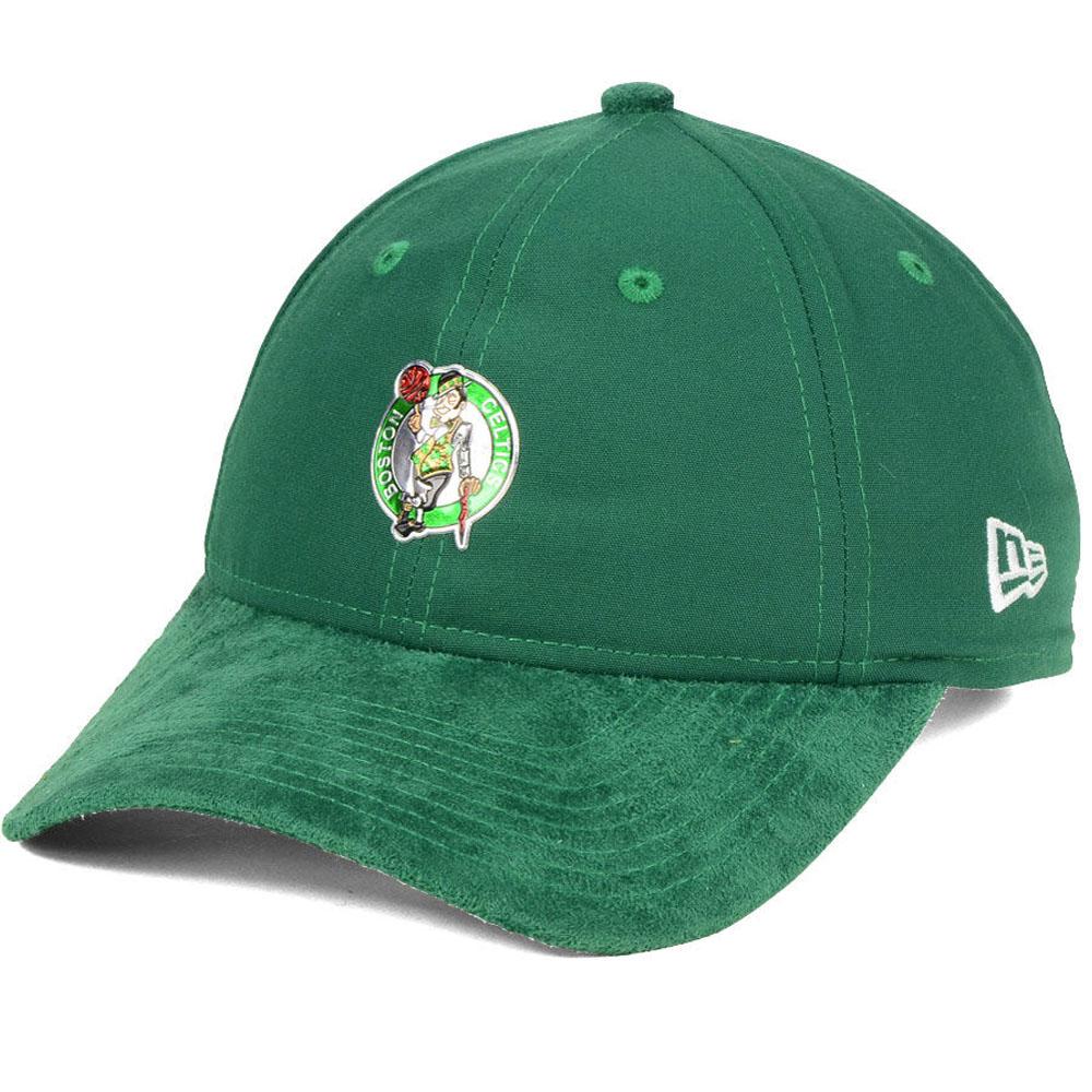 NBA セルティックス キャップ/帽子 オンコート アジャスタブル ニューエラ/New Era グリーン【1910価格変更】【191028変更】