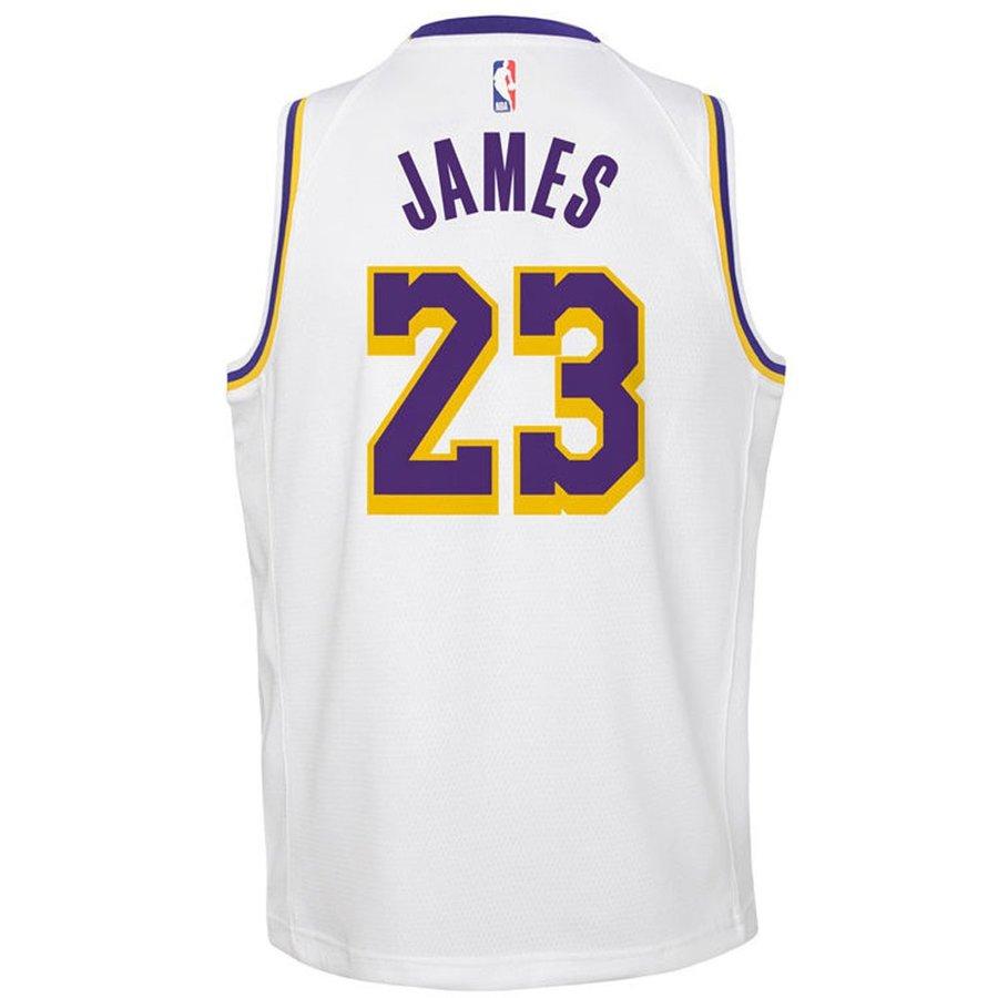 非常に高い品質 NBA レイカーズ レブロン AA7101-111・ジェイムス ユニフォーム/ジャージ 2018 NBA/19スウィングマン アソシエーション ナイキ/Nike AA7101-111, 三京商会 ファー コート 財布 毛皮:573265cc --- canoncity.azurewebsites.net