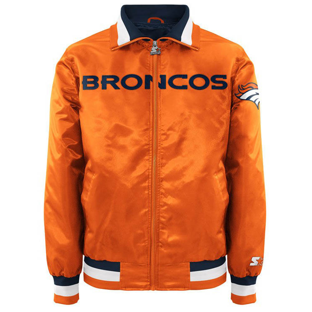 限定価格セール! お取り寄せ お取り寄せ NFL ブロンコス ジャケット お取り寄せ/アウター サテン NFL キャプテン II II メンズ スターター/Starter オレンジ, WILD KIDS:0a8153b4 --- bibliahebraica.com.br