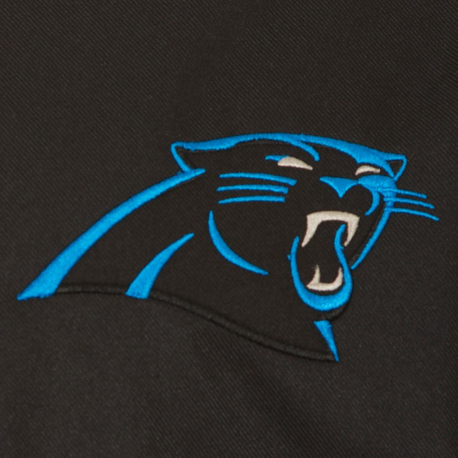 2c727cac NFL Panthers jacket / outer polytwill bar city jacket JH Design black