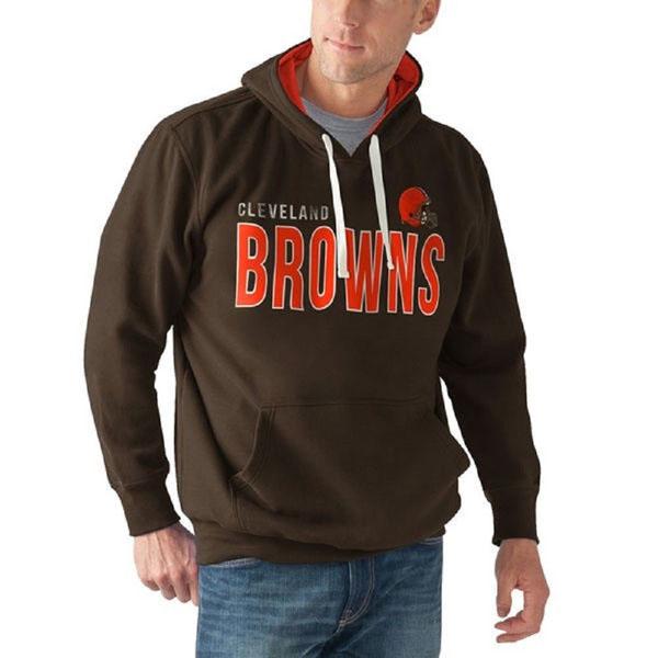 NFL ブラウンズ パーカー/フーディー オールスター プルオーバー オーセンティック メンズ