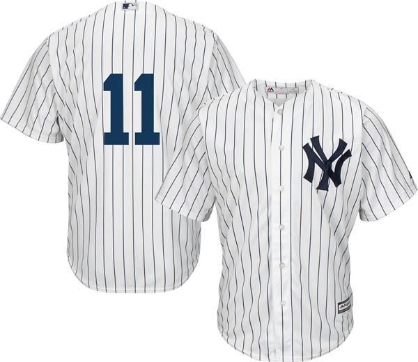 MLB ヤンキース ブレット・ガードナー レプリカ ユニフォーム/ジャージ クールベース マジェスティック/Majestic ホーム