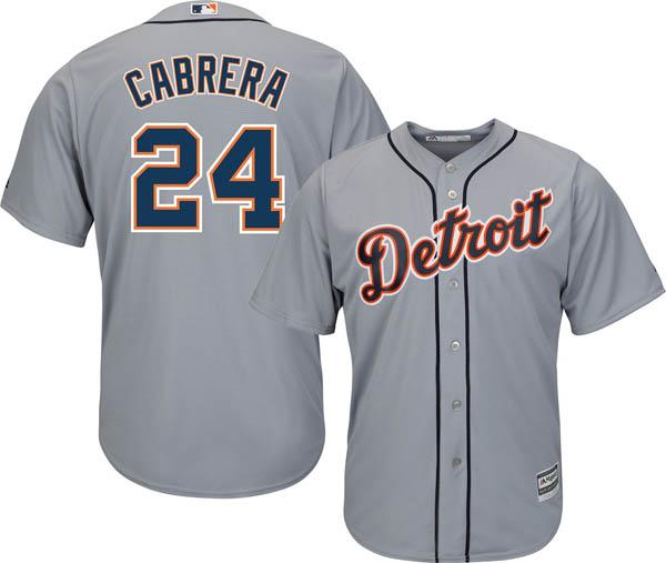 超爆安  お取り寄せ ロード お取り寄せ タイガース MLB タイガース ミゲル・カブレラ レプリカ お取り寄せ ユニフォーム/ジャージ クールベース マジェスティック/Majestic ロード, 吉備町:2ed58877 --- business.personalco5.dominiotemporario.com