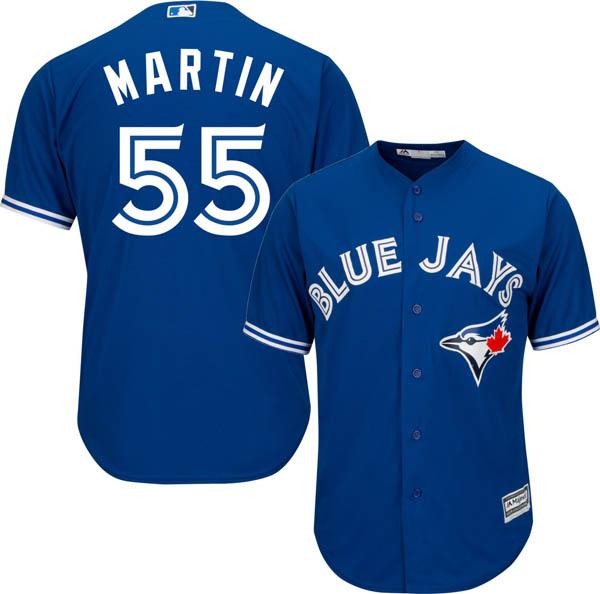 お取り寄せ お取り寄せ MLB ブルージェイズ ラッセル・マーティン レプリカ ユニフォーム/ジャージ クールベース オルタネート
