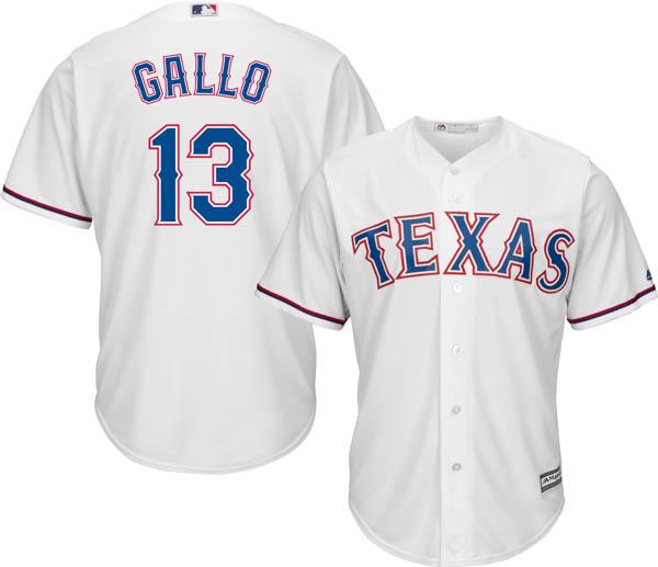 最先端 お取り寄せ お取り寄せ MLB MLB ホーム レンジャーズ レプリカ ジョーイ・ギャロ レプリカ ユニフォーム/ジャージ クールベース マジェスティック/Majestic ホーム, プロショップヤマノ:1b13e81a --- business.personalco5.dominiotemporario.com