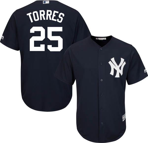 新着商品 お取り寄せ お取り寄せ MLB ヤンキース ヤンキース MLB グレイバー・トーレス レプリカ クールベース ユニフォーム/ジャージ クールベース オルタネート, TSK eSHOP:0a1efd9e --- supercanaltv.zonalivresh.dominiotemporario.com