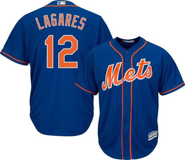 お取り寄せ お取り寄せ MLB メッツ フアン・ラガーレス レプリカ ユニフォーム/ジャージ クールベース マジェスティック/Majestic オルタホーム