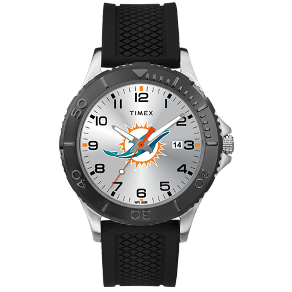 NFL ドルフィンズ 腕時計/ウォッチ Gamer タイメックス/TIMEX