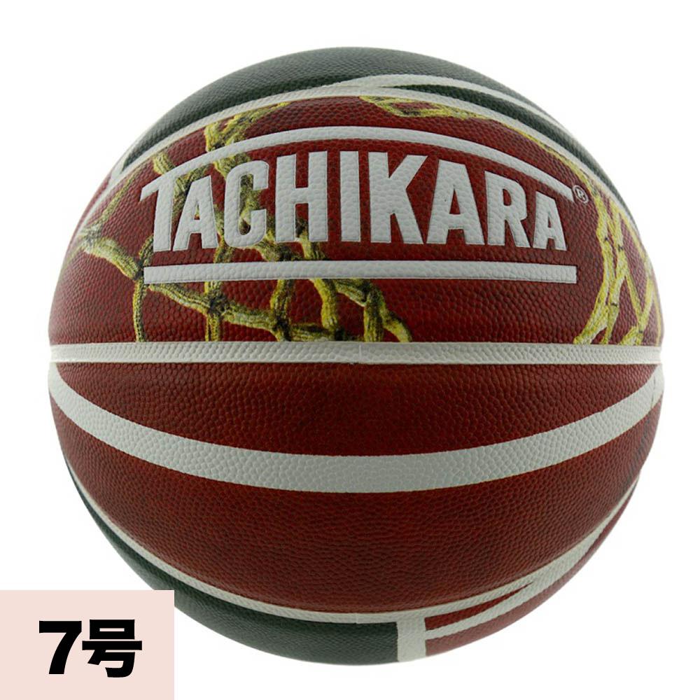 TACHIKARA ゲームズ ライン バスケットボール TACHIKARA レッド【BSKTBLL特集】