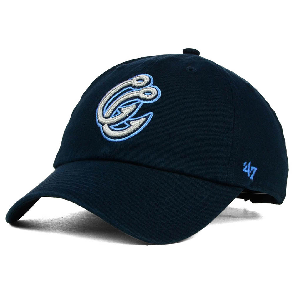 Order order MiLB  minor league Corpus Christi Fuchs cap   hat minor league  cleaning up 47 Brand navy 3b2a0210c55