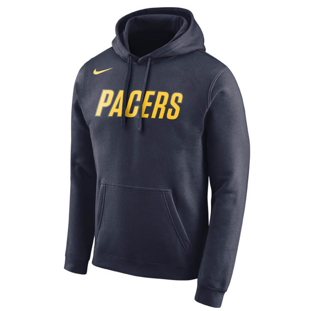 お取り寄せ お取り寄せ NBA ペイサーズ パーカー/フーディー シティ クラブ フリース フーディ ナイキ/Nike ネイビー