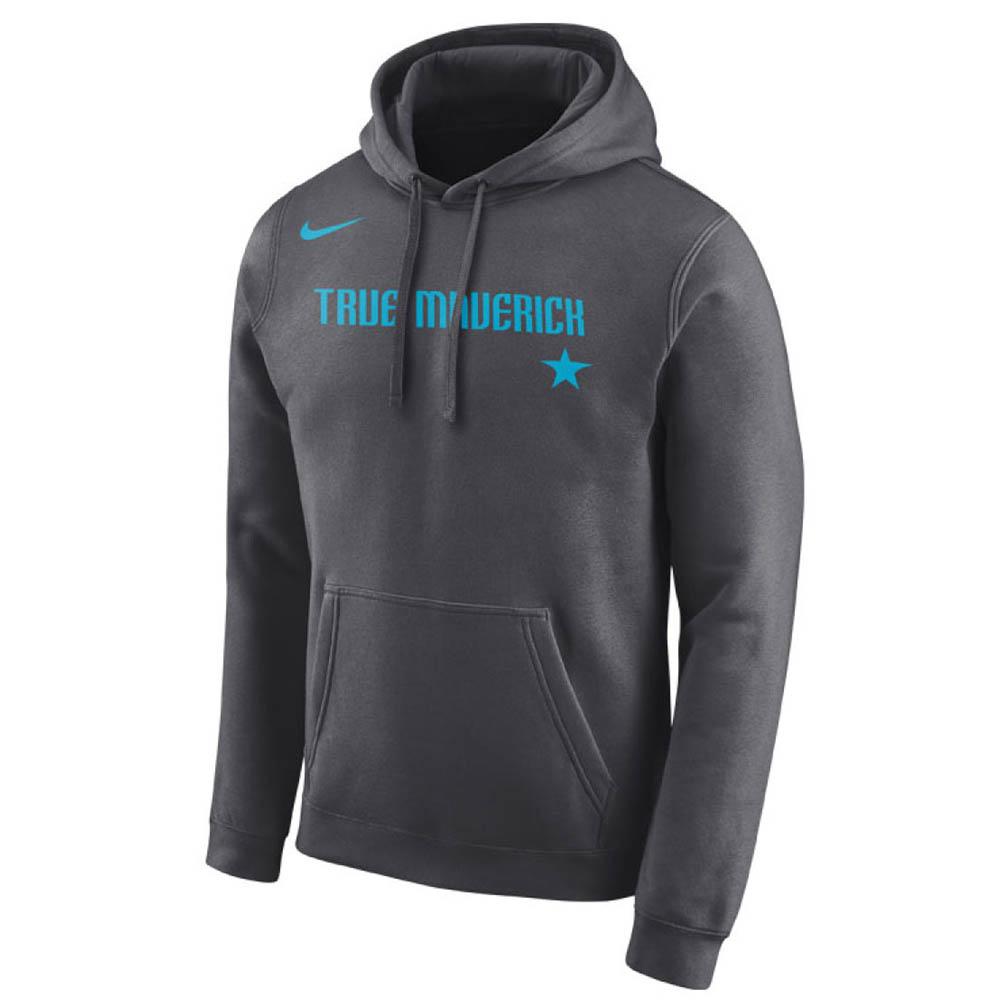 お取り寄せ お取り寄せ NBA マーベリックス パーカー/フーディー シティ クラブ フリース フーディ ナイキ/Nike アンスラサイト