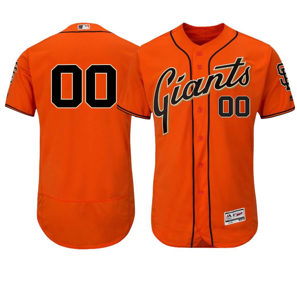 2019新作モデル ご予約 お取り寄せ MLB MLB 選手着用 ジャイアンツ ユニフォーム/ジャージ 選手着用 オーセンティック オルタネートオレンジ, 健康イオン:96c52635 --- supercanaltv.zonalivresh.dominiotemporario.com