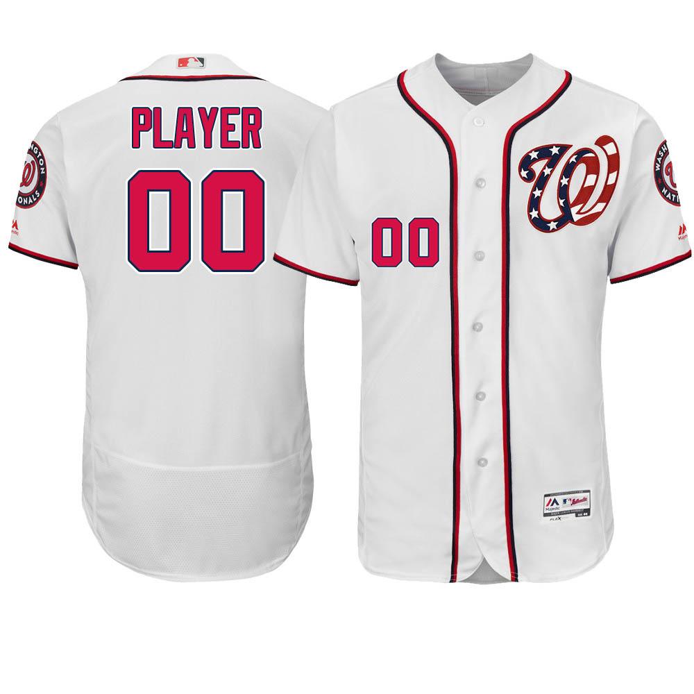 グランドセール ご予約 お取り寄せ MLB MLB ナショナルズ 選手着用 ユニフォーム/ジャージ 選手着用 オーセンティック オルタホワイト, 天龍村:c5d32ae0 --- hortafacil.dominiotemporario.com
