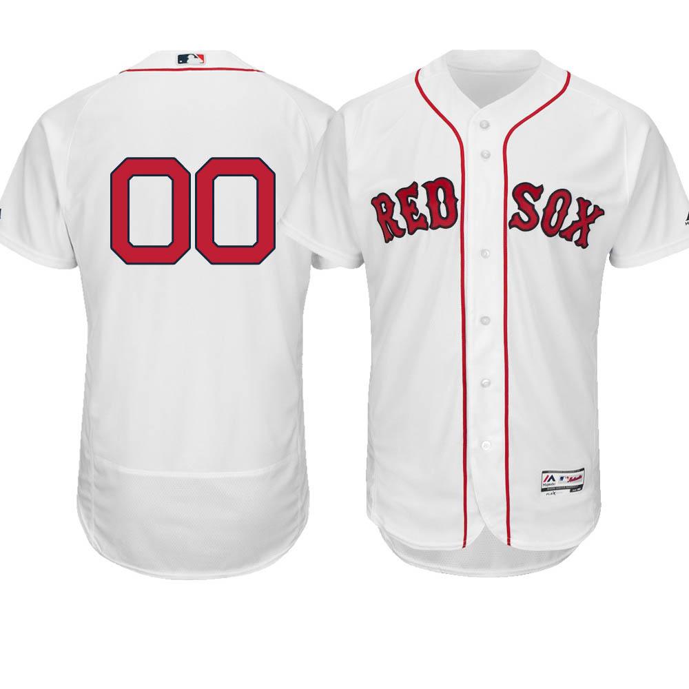 お取り寄せ レッドソックス MLB 選手着用 オーセンティック ホーム ユニフォーム/ジャージ