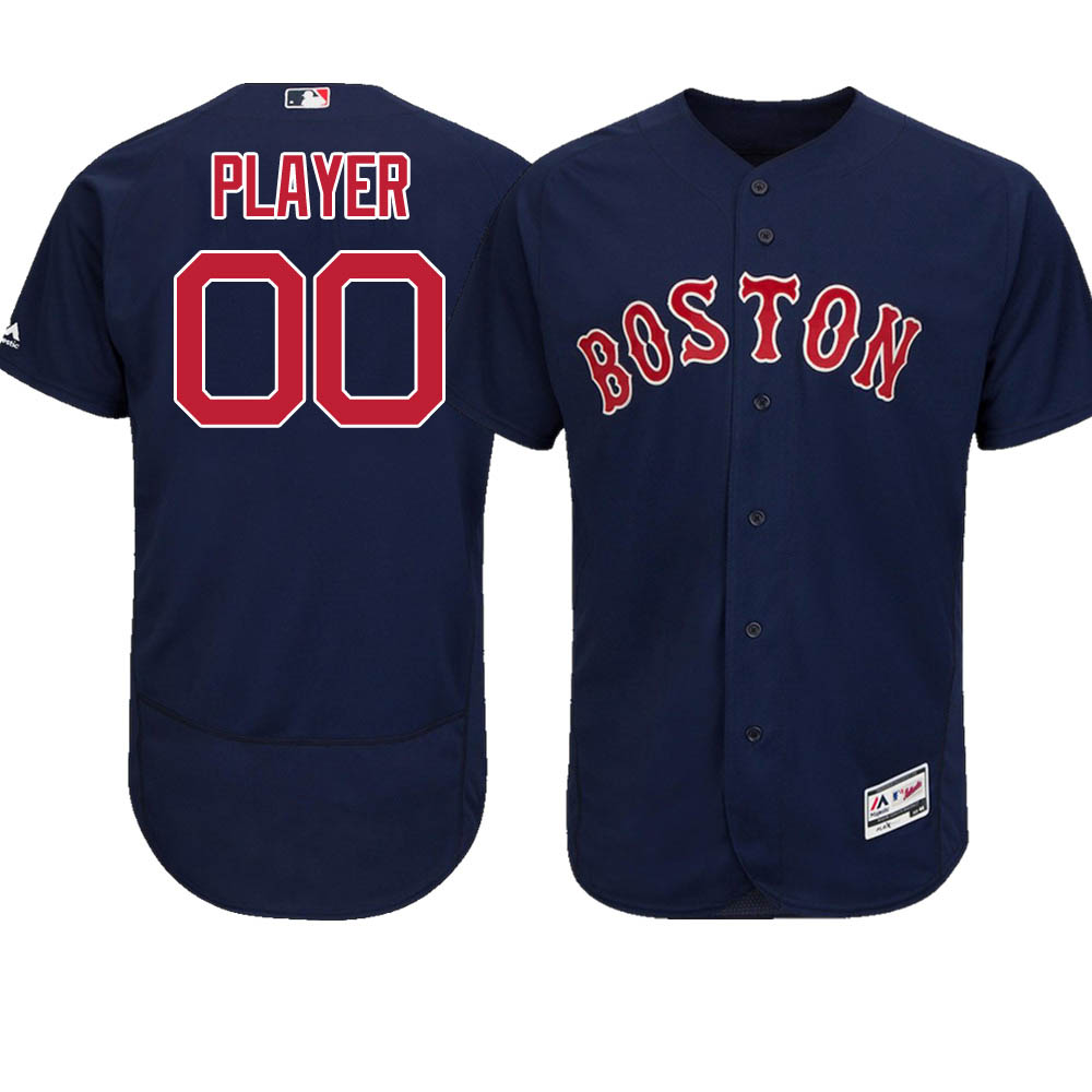 ご予約 お取り寄せ MLB レッドソックス ユニフォーム/ジャージ 選手着用 オーセンティック オルタネートネイビー