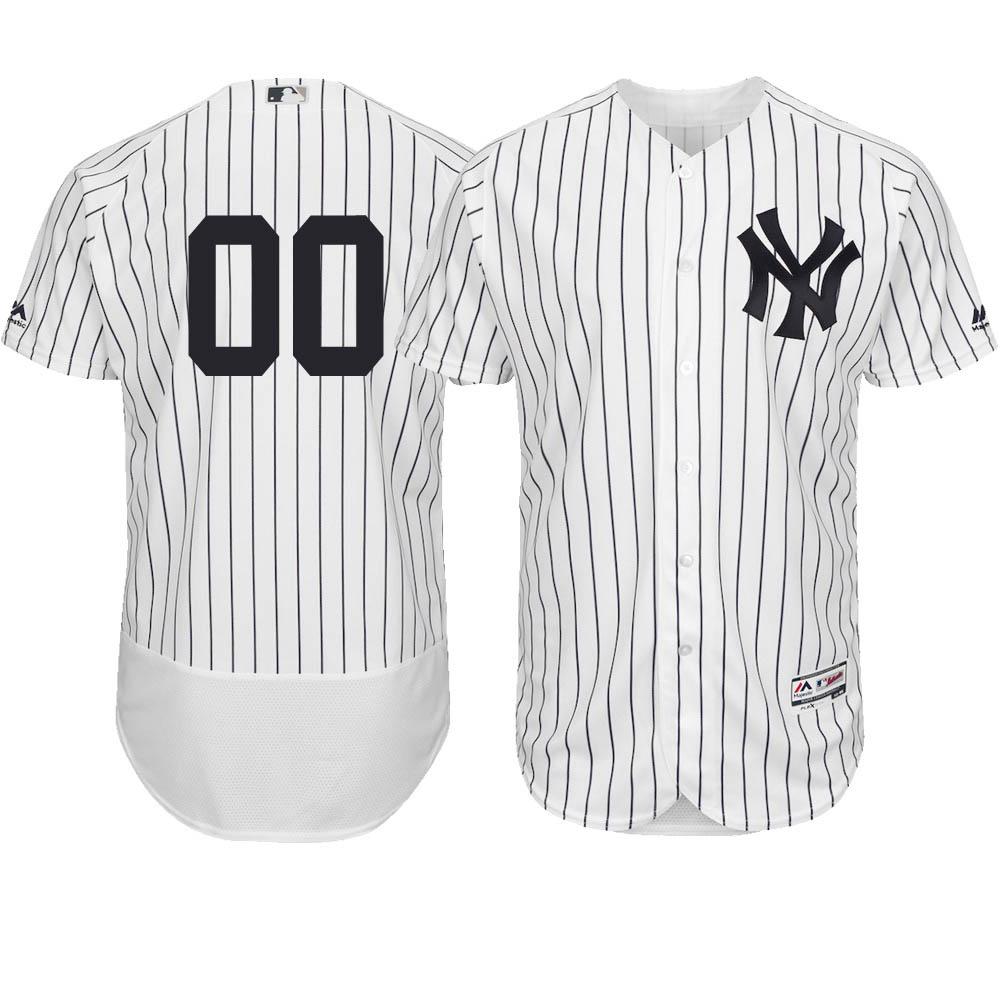 【リニューアル記念メガセール】ご予約 お取り寄せ MLB ヤンキース ユニフォーム/ジャージ 選手着用 オーセンティック ホーム