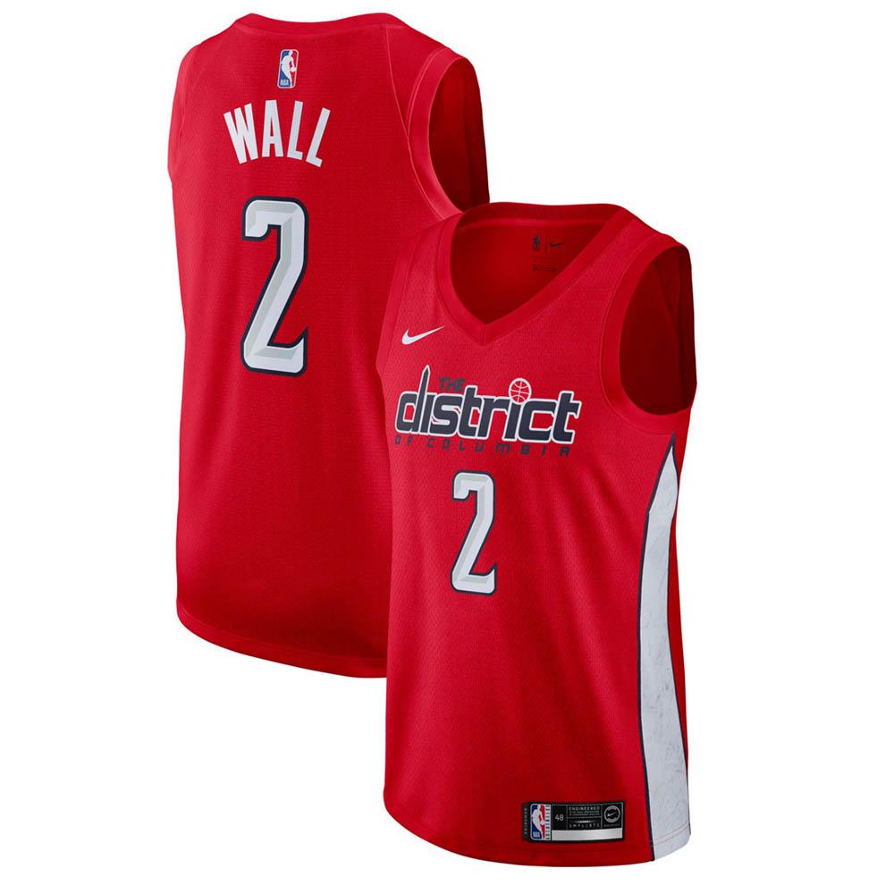 お取り寄せ お取り寄せ NBA ウィザーズ ジョン・ウォール ユニフォーム/ジャージ アーンド・エディション スウィングマン ナイキ/Nike