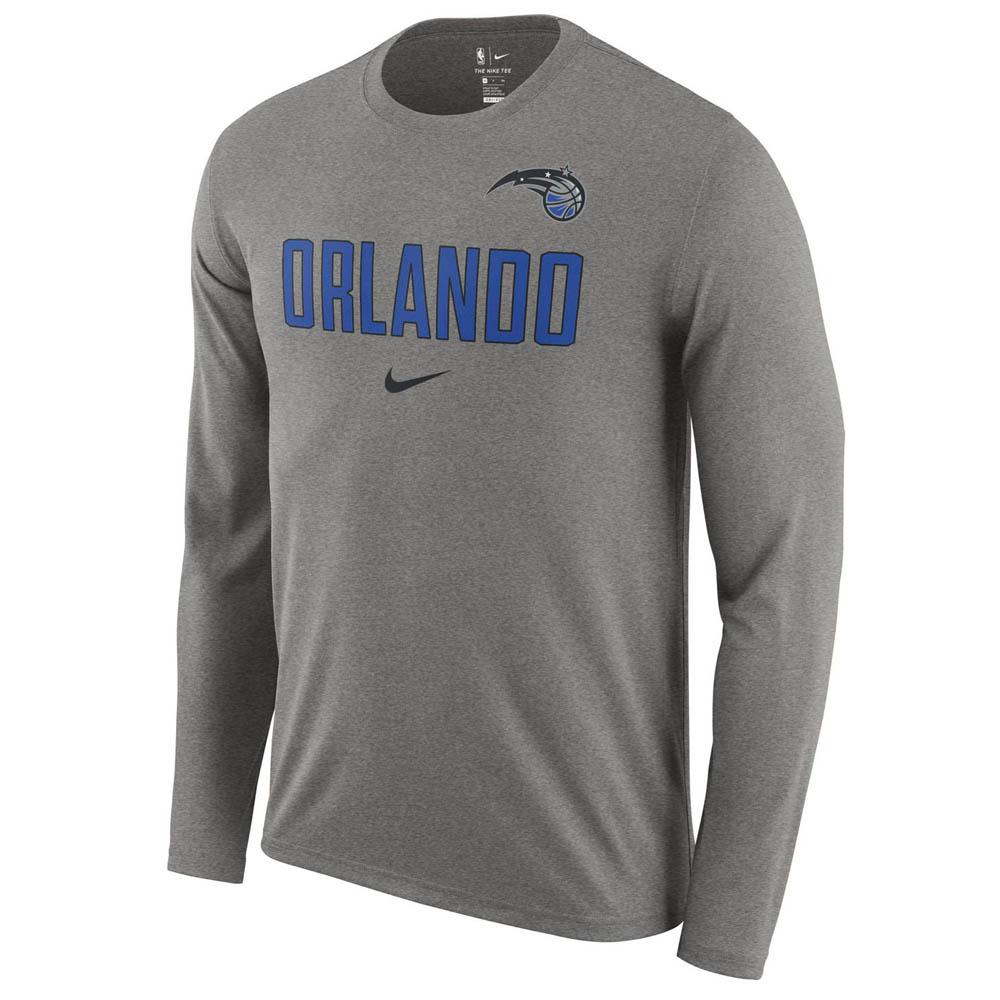お取り寄せ お取り寄せ NBA マジック ロングTシャツ ドライフィット ファシリティ 長袖 ナイキ/Nike AA0417-063