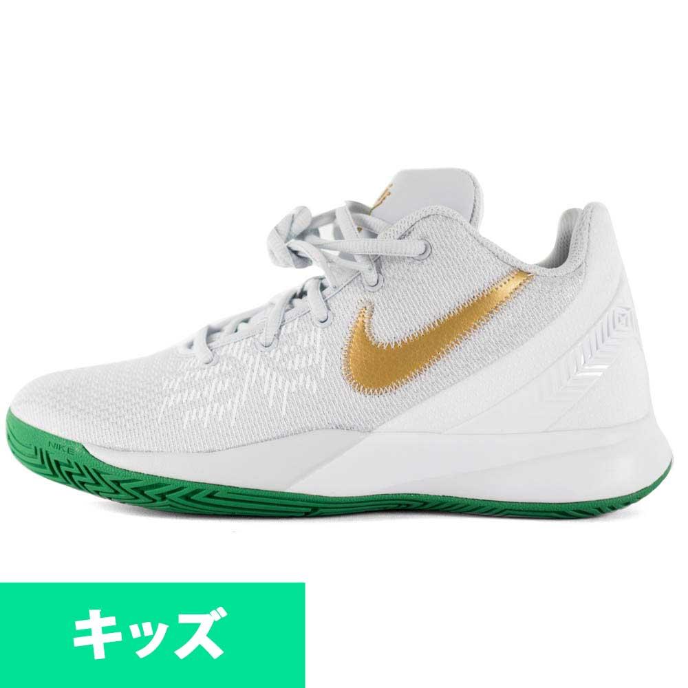 e2088b5d20e Nike chi Lee  NIKE KYRIE shoes   sneakers chi leaf light lap II GS kids  KYRIE FLYTRAP II pure platinum AQ3412-073