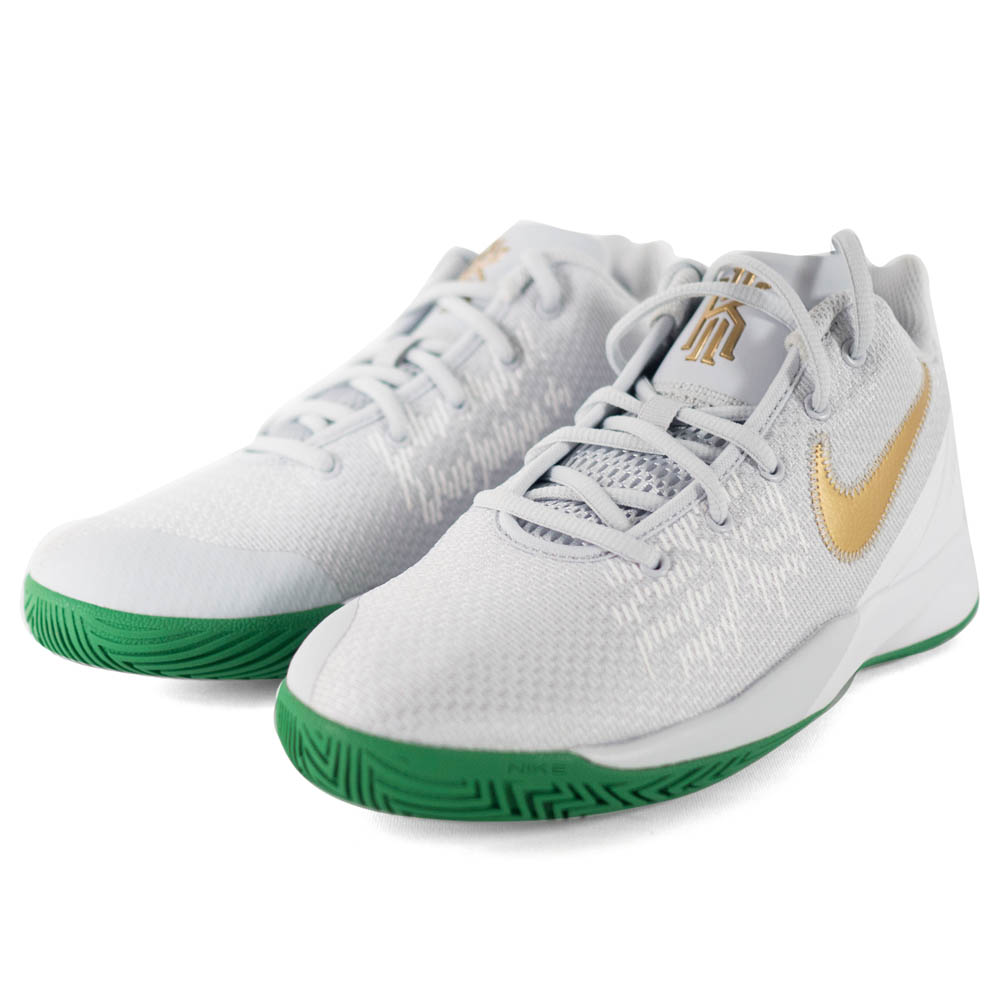 e92204440d12 Nike chi Lee  NIKE KYRIE shoes   sneakers chi leaf light lap II GS kids KYRIE  FLYTRAP II pure platinum AQ3412-073