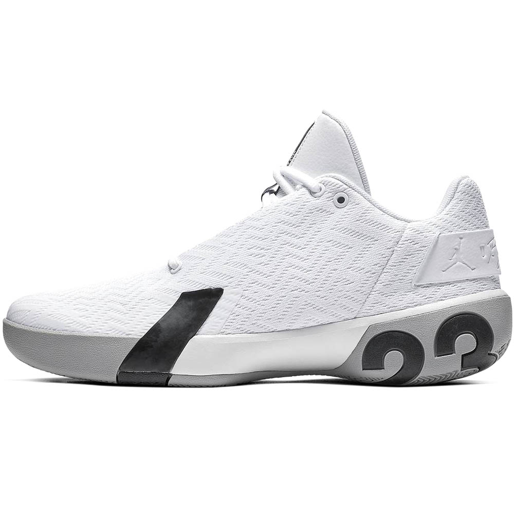 buy popular 3d417 f9bc3 Nike Jordan  NIKE JORDAN shoes   sneakers ultra fly 3 low ULTRA FLY 3 LOW  white   black   gray AO6224-100