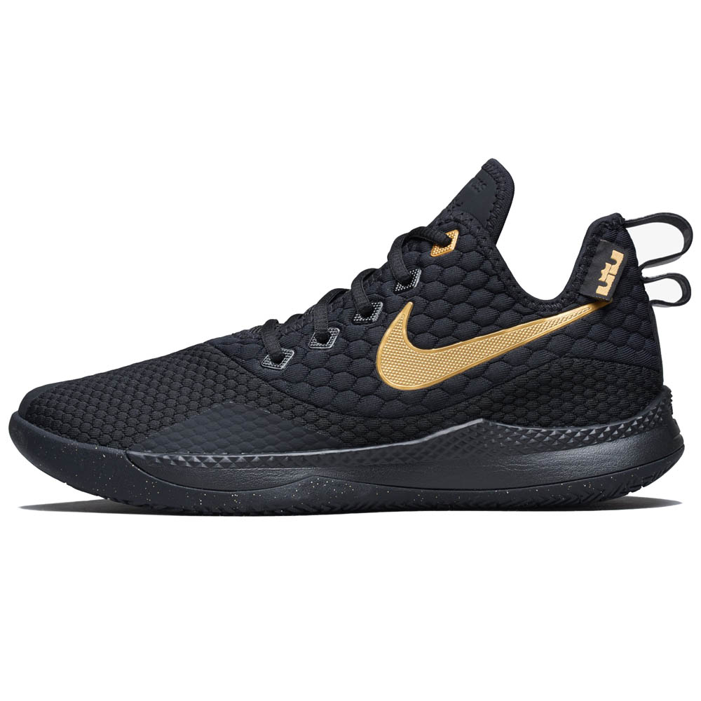 7db8042b0bae Nike Revlon  NIKE LEBRON shoes   sneakers Revlon witness III EP Lebron  Witness III black   gold AO4432-003