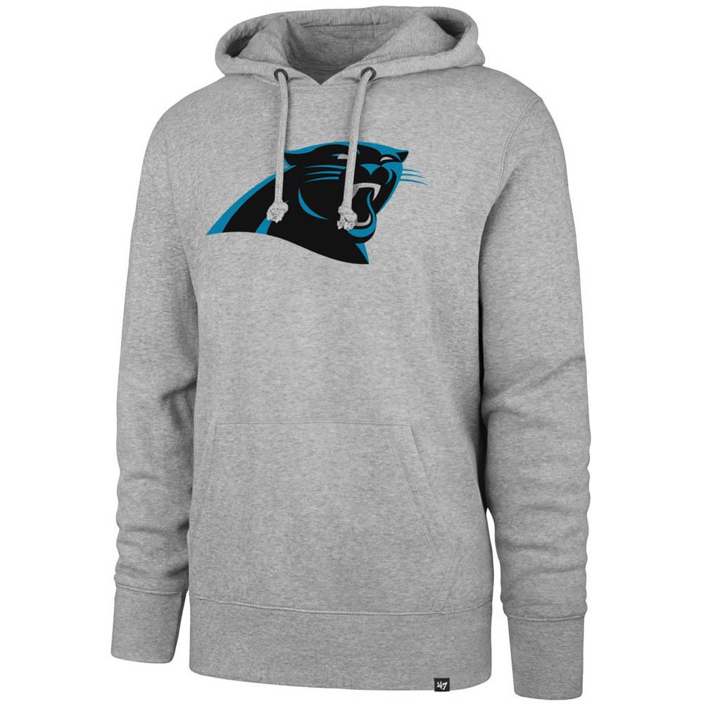 NFL パンサーズ パーカー/フーディー ヘッドライン グレー 47 Brand