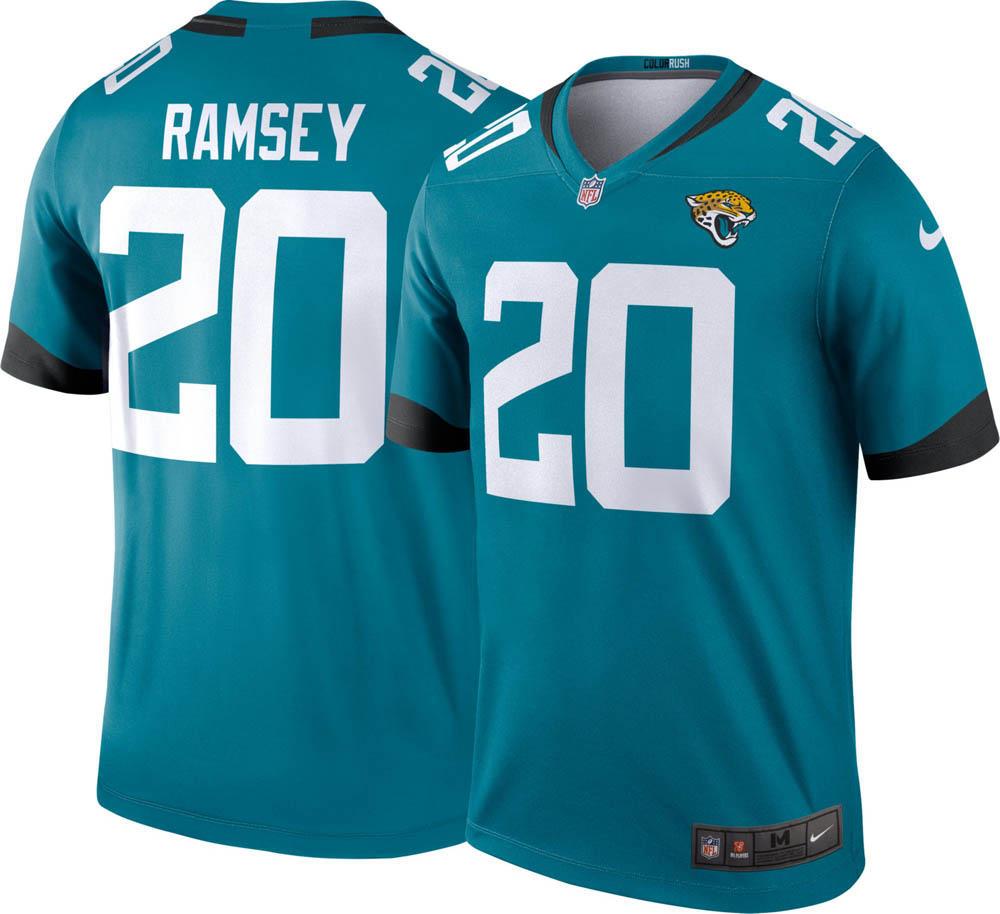 NFL ジャガーズ ジャレン・ラムジー ユニフォーム/ジャージ カラーラッシュ レジェンド ナイキ/Nike