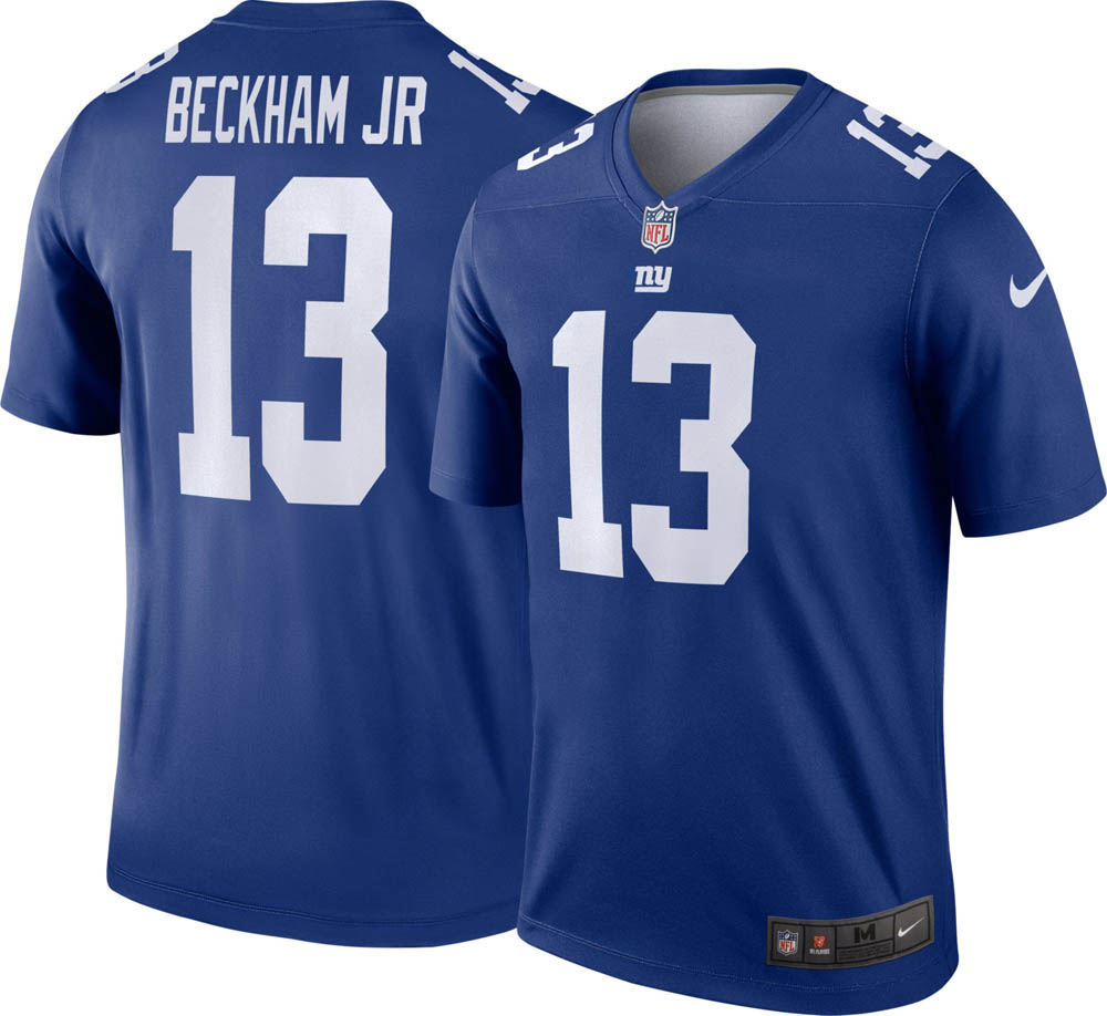 NFL ジャイアンツ オデル・ベッカム ユニフォーム/ジャージ レジェンド ナイキ/Nike