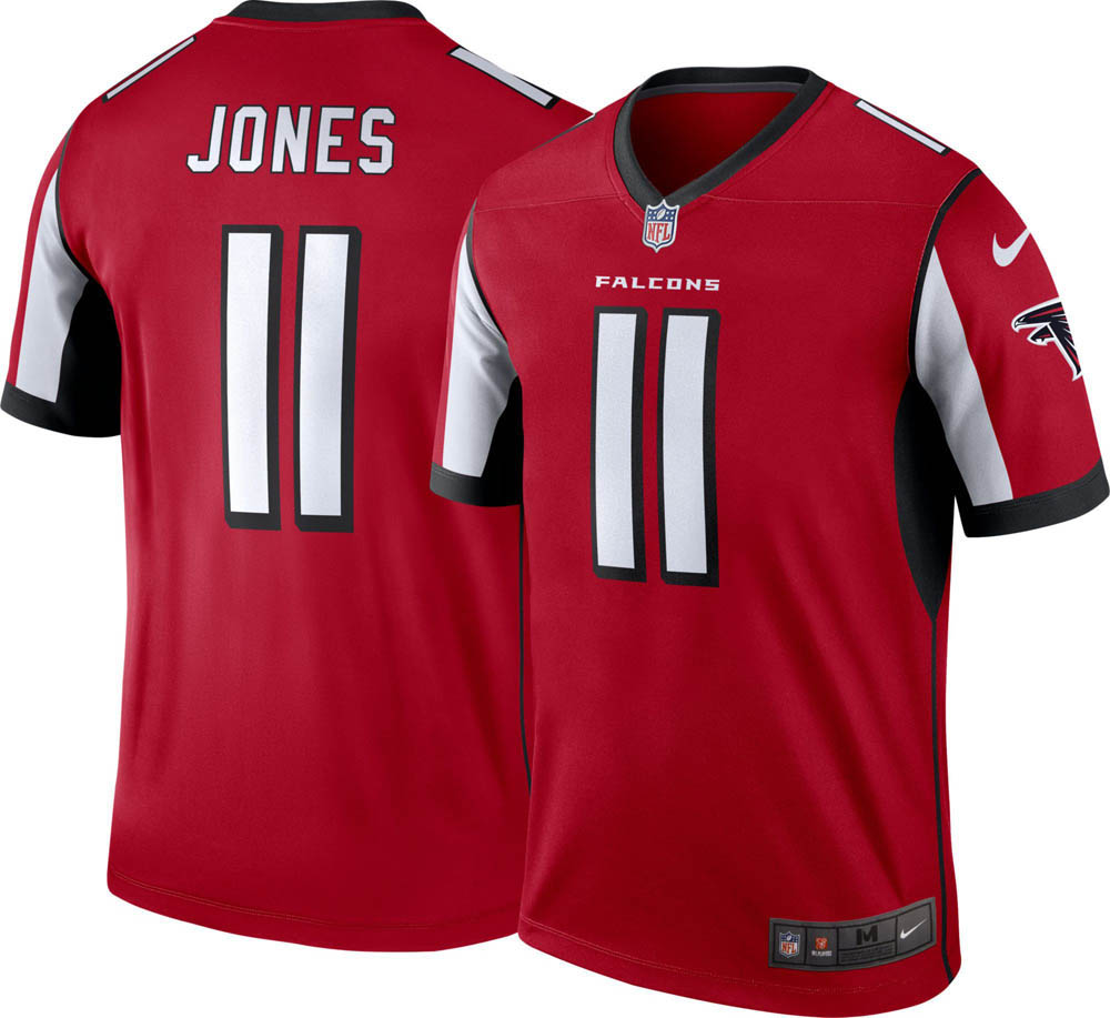 NFL ファルコンズ フリオ・ジョーンズ ユニフォーム/ジャージ レジェンド ナイキ/Nike