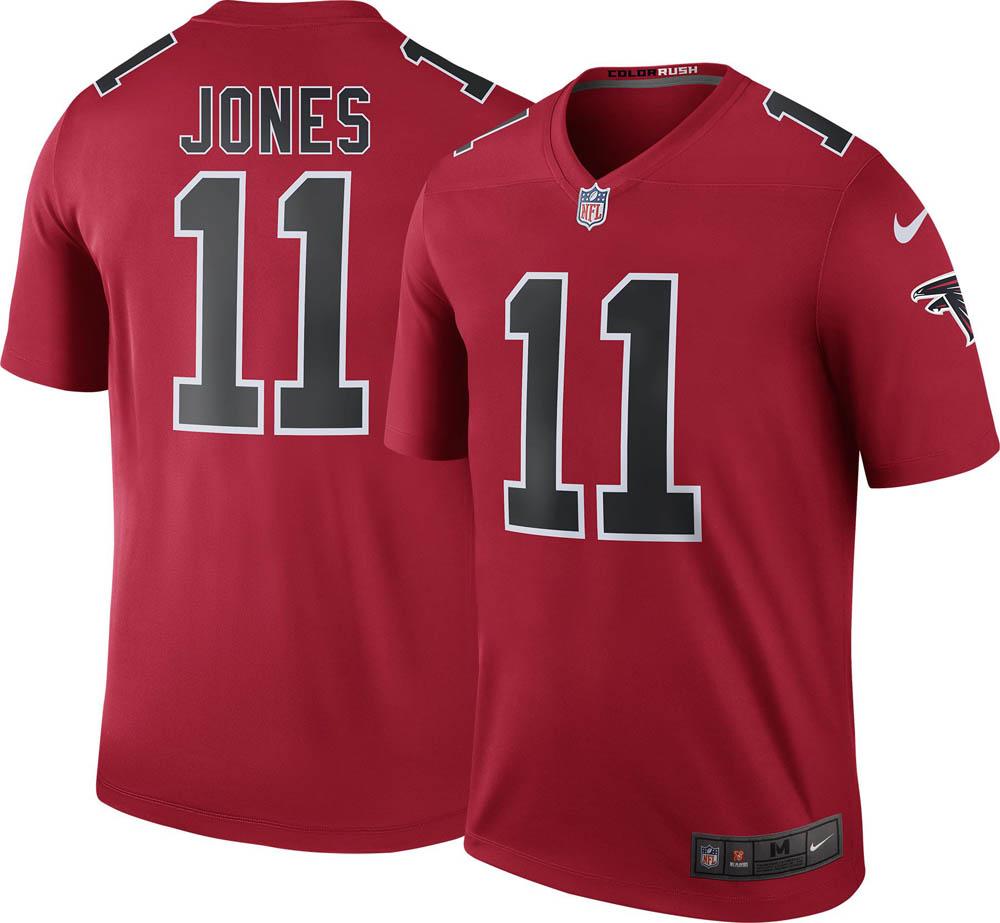 NFL ファルコンズ フリオ・ジョーンズ ユニフォーム/ジャージ カラーラッシュ レジェンド ナイキ/Nike
