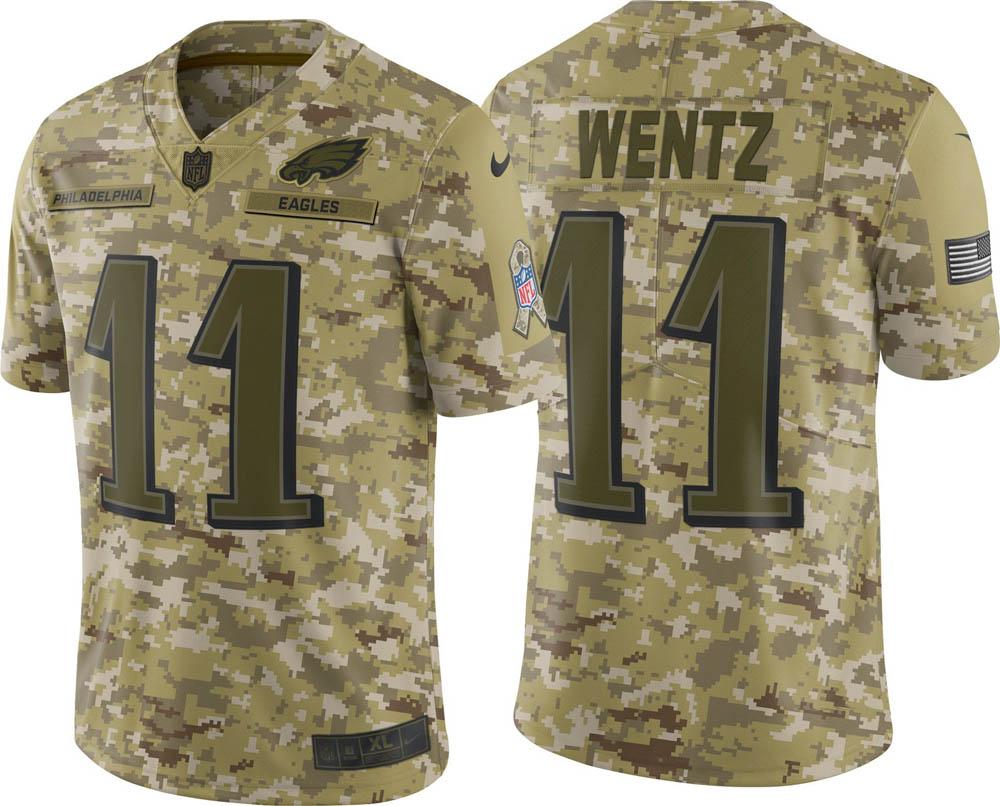 100 %品質保証 お取り寄せ お取り寄せ お取り寄せ NFL to イーグルス カーソン・ウェンツ ユニフォーム/ジャージ Salute リミテッド to Service リミテッド ナイキ/Nike, ファイルドショップ:242d7a4e --- mokodusi.xyz