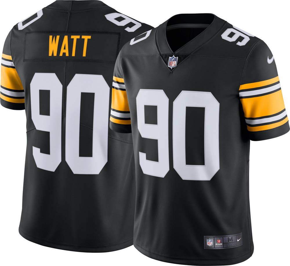 online store 8bfce 2f127 NFL Steelers T.J. Watt uniform / jersey limited Nike /Nike alternate
