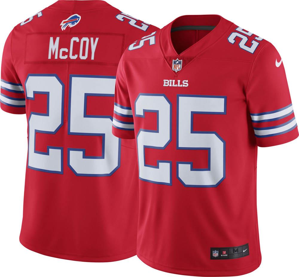 お取り寄せ お取り寄せ NFL ビルズ ルショーン・マッコイ ユニフォーム/ジャージ カラーラッシュ リミテッド ナイキ/Nike