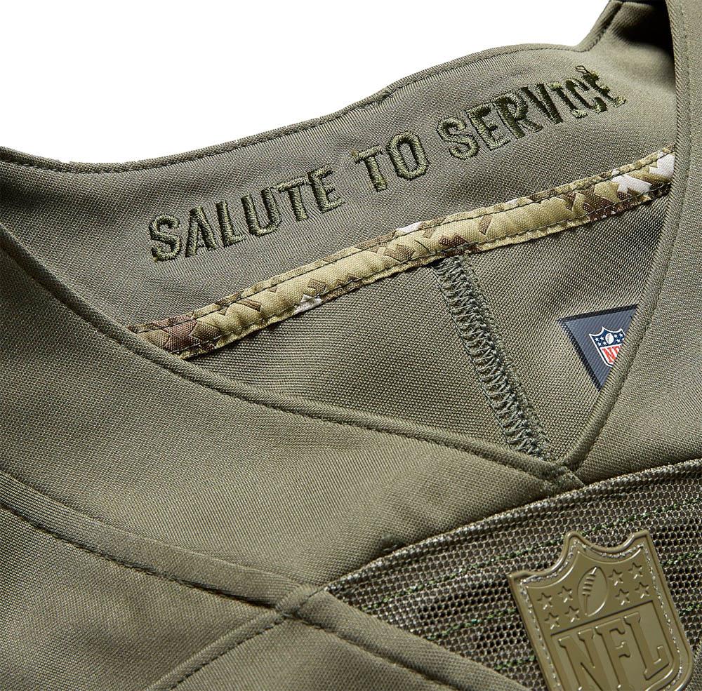 lowest price a6bd5 595f0 NFL beefsteak Suns J.J., watt uniform / jersey Salute to Service limited  Nike /Nike