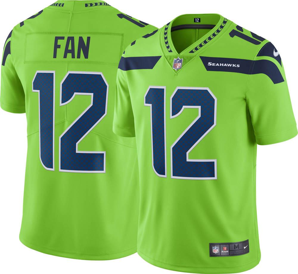 NFL シーホークス 12th ファン 12th ファン ユニフォーム/ジャージ ナイキ/Nike カラーラッシュ リミテッド ナイキ/Nike, トコロチョウ:137caf54 --- sunward.msk.ru
