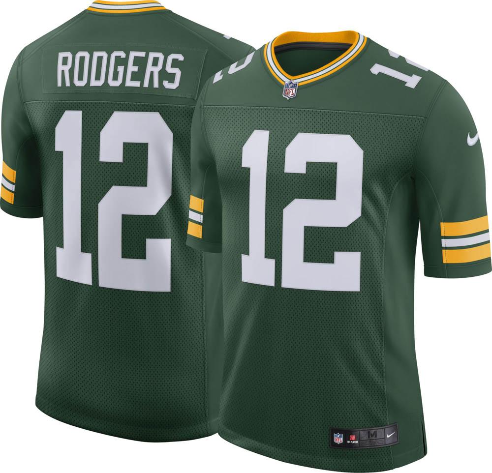お取り寄せ お取り寄せ NFL パッカーズ アーロン・ロジャース ユニフォーム/ジャージ リミテッド ナイキ/Nike ホーム