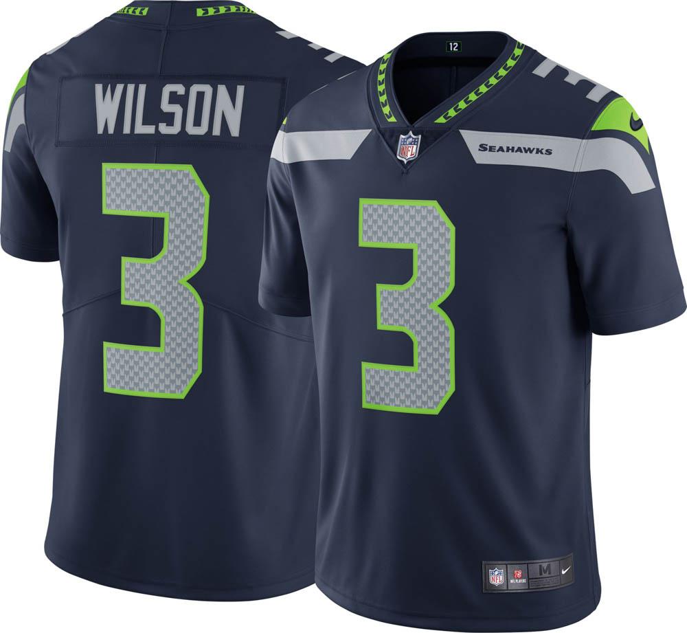 お取り寄せ お取り寄せ NFL シーホークス ラッセル・ウィルソン ユニフォーム/ジャージ リミテッド ナイキ/Nike ホーム