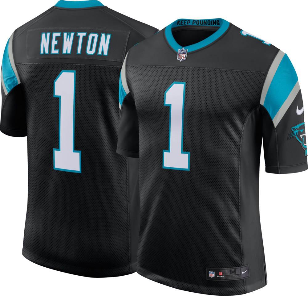 NFL パンサーズ キャム・ニュートン ユニフォーム/ジャージ リミテッド ナイキ/Nike ホーム