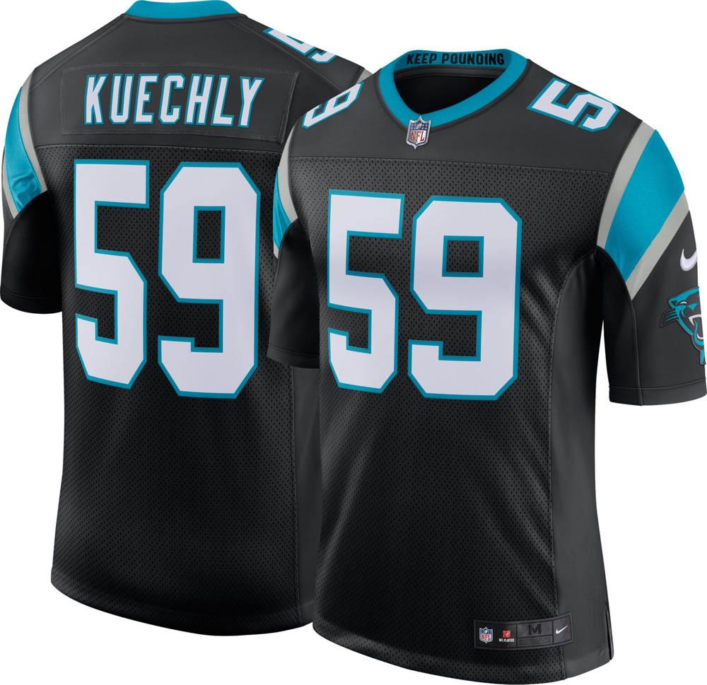 お取り寄せ お取り寄せ NFL パンサーズ ルーク・キークリー ユニフォーム/ジャージ リミテッド ナイキ/Nike ホーム