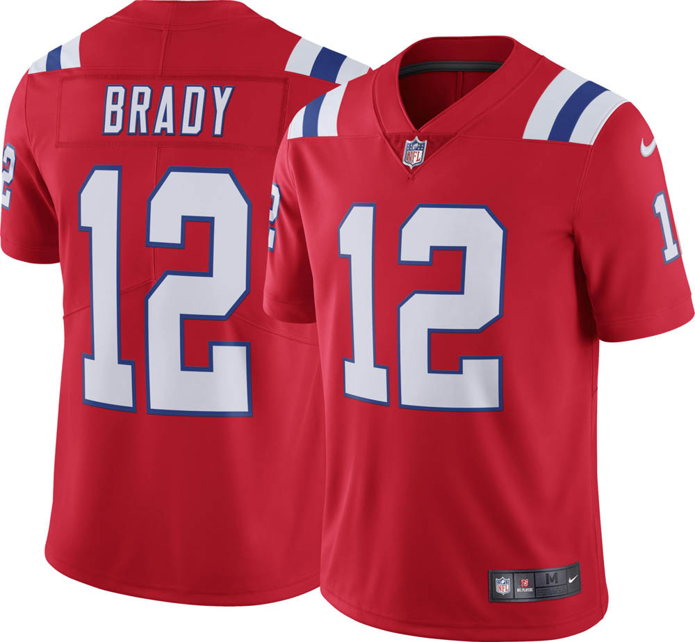 お取り寄せ お取り寄せ NFL ペイトリオッツ トム・ブレイディ ユニフォーム/ジャージ リミテッド ナイキ/Nike オルタネート