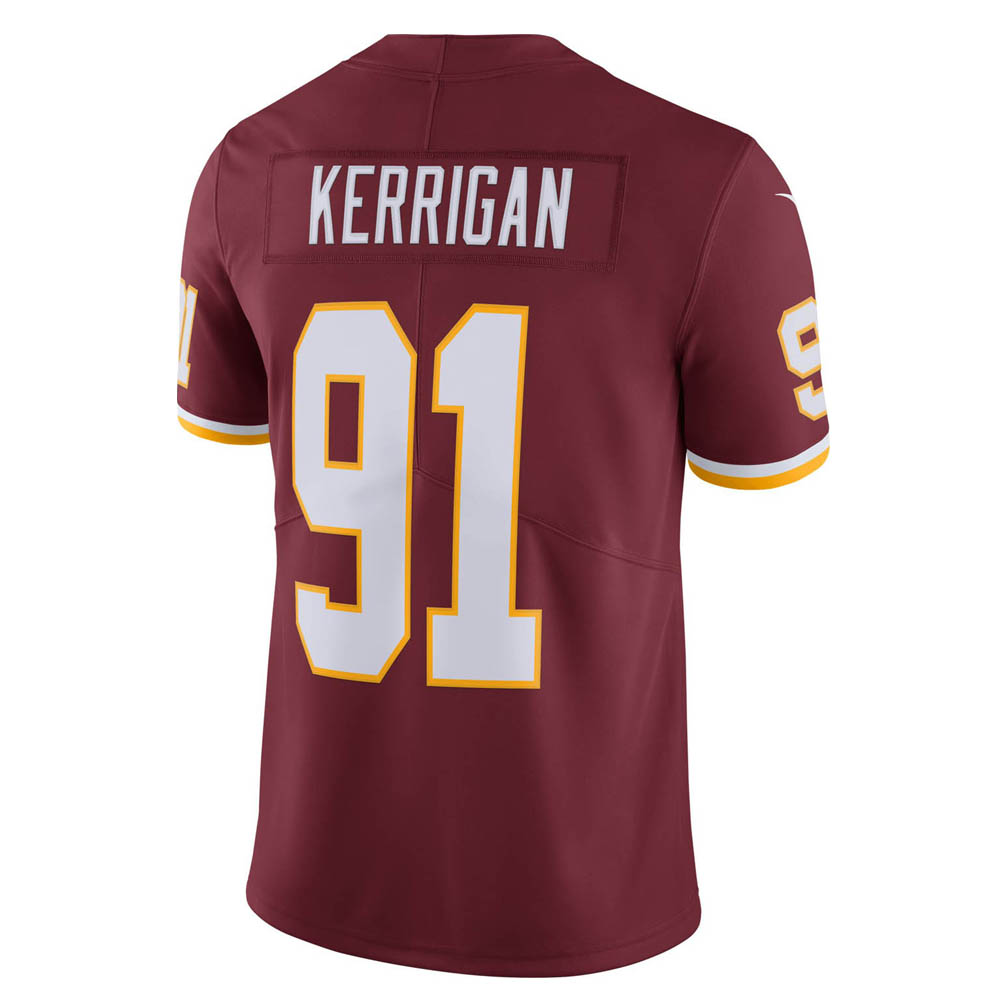 big sale 0bae5 df015 NFL Redskins Ryan Kerrigan uniform / jersey limited Nike /Nike home