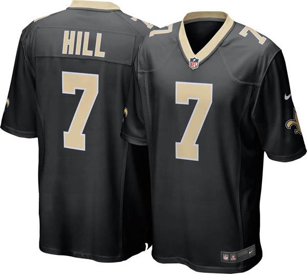 NFL セインツ テイサム・ヒル ゲーム ジャージ/ユニフォーム ナイキ/Nike ホーム