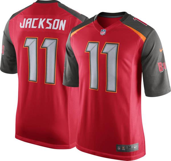 NFL バッカニアーズ デショーン・ジャクソン ゲーム ジャージ/ユニフォーム ナイキ/Nike ホーム
