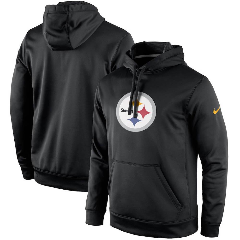 NFL スティーラーズ パーカー/フーディー パフォーマンス エッセンシャル プルオーバー ナイキ/Nike ブラック