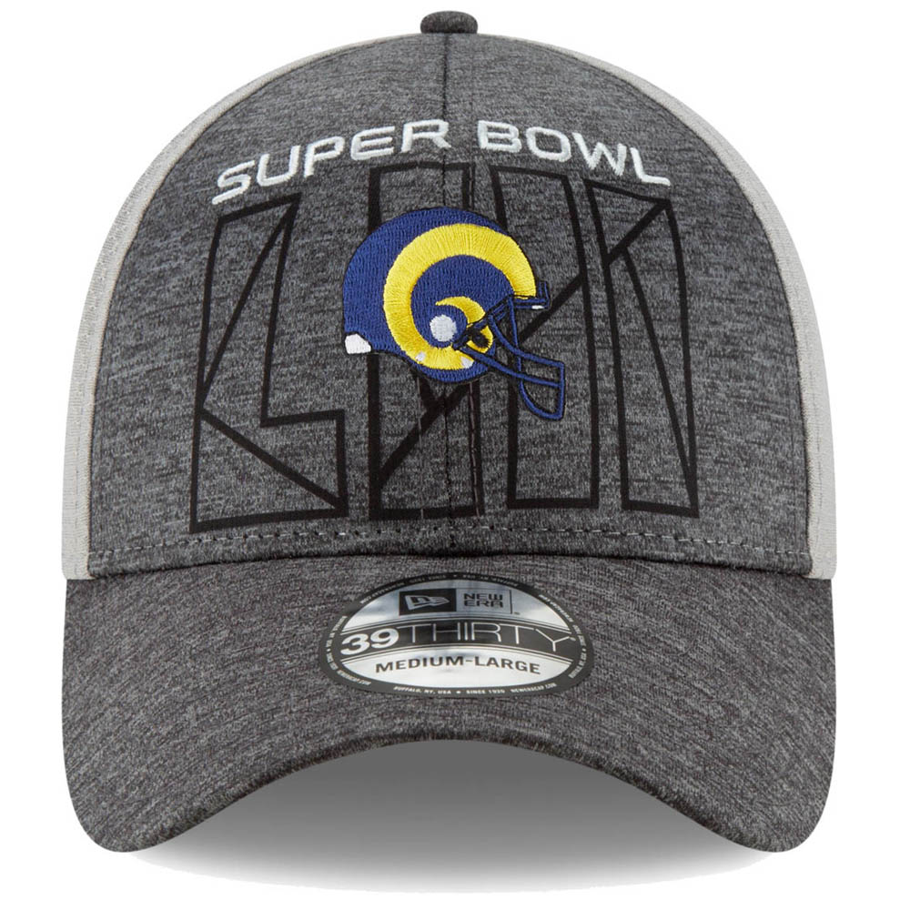 0eb1e68ab67f51 ... NFL Rams cap / hat 53rd Super Bowl advance memory management participation  new gills /New ...