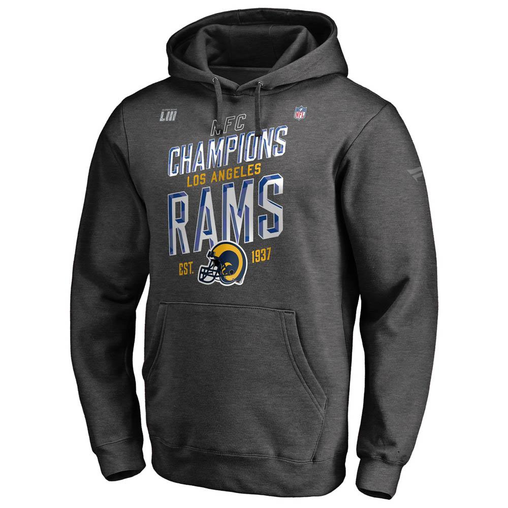 NFL ラムズ パーカー/フーディー NFC カンファレンスチャンピオン ロッカールーム パーカー