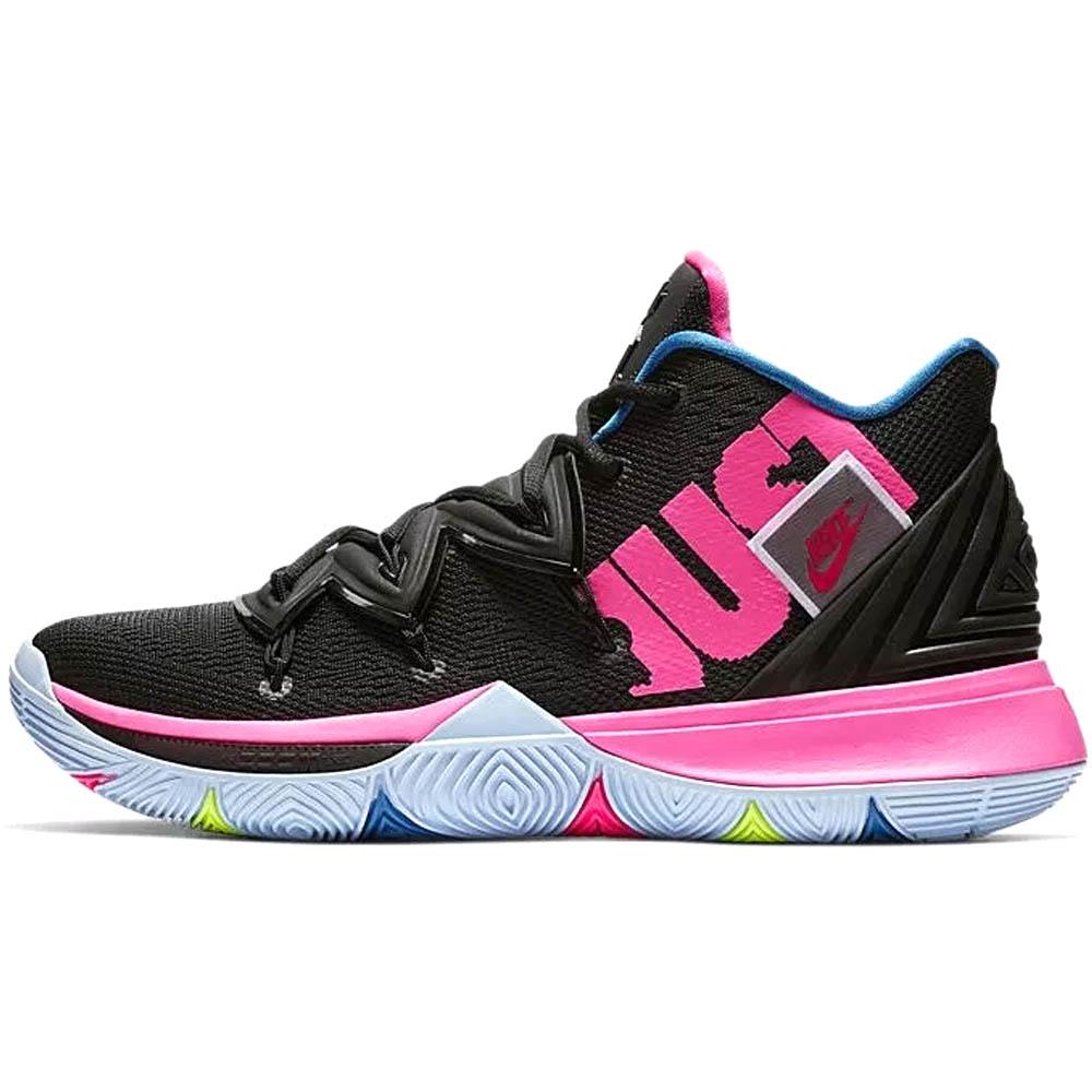 7eed04fbcfa KYRIE shoes   sneakers chi Lee 5EP ジャストドゥイットナイキ  Nike black AO2919-003